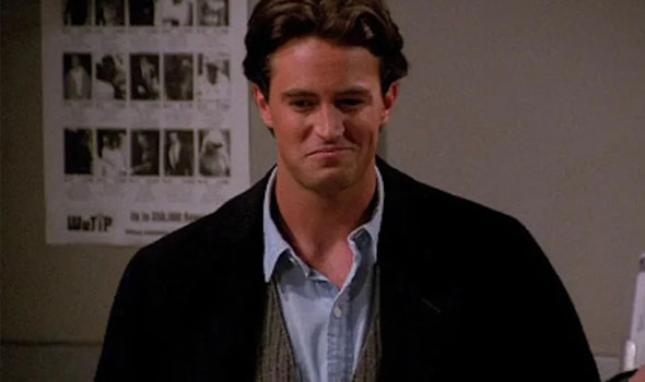 352175 8823950 updates Matthew Perry would 'freak out' if Friends audience wouldn't laugh