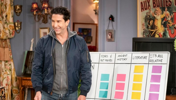 353715 3817803 updates David Schwimmer takes a trip down memory lane with 'Friends' BTS photos