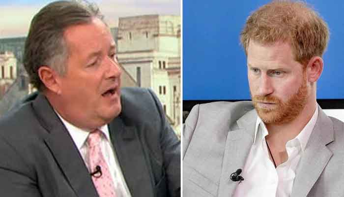 353849 9737627 updates Piers Morgan pokes fun at Meghan Markle and Prince Harry as they welcome their second child