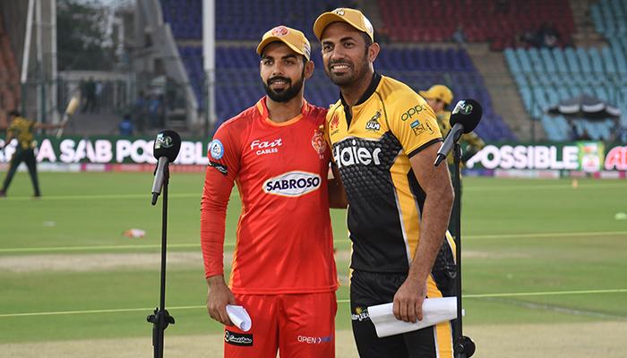PSL 2021 Eliminator 2: Peshawar Zalmi win toss, put Islamabad United to bat first