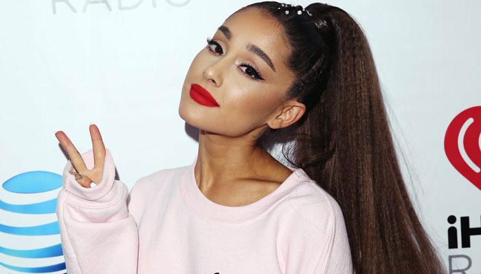 356580 7025055 updates Ariana Grande unveils live performance video of 'POV'
