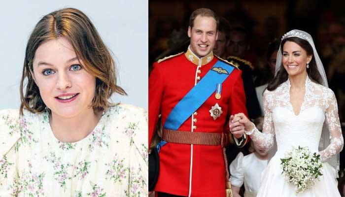 356760 8071598 updates Emma Corrin attended Prince William, Kate Middleton's wedding