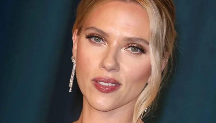 Scarlett Johansson discusses emotional last day on Black Widow set