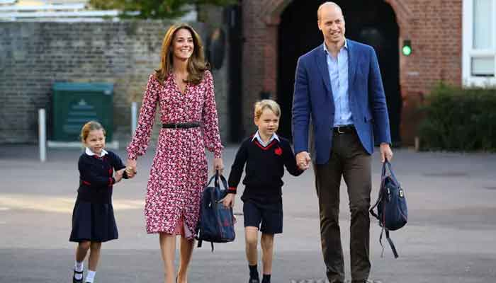 Prince George being trained for his future royal role: report