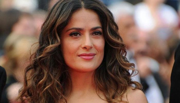 Salma Hayek reveals laziness made her miss The Matrix lead role