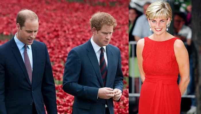 Emotions run high as Prince Harrys mom Princess Dianas statue arrives at Kensington Palace