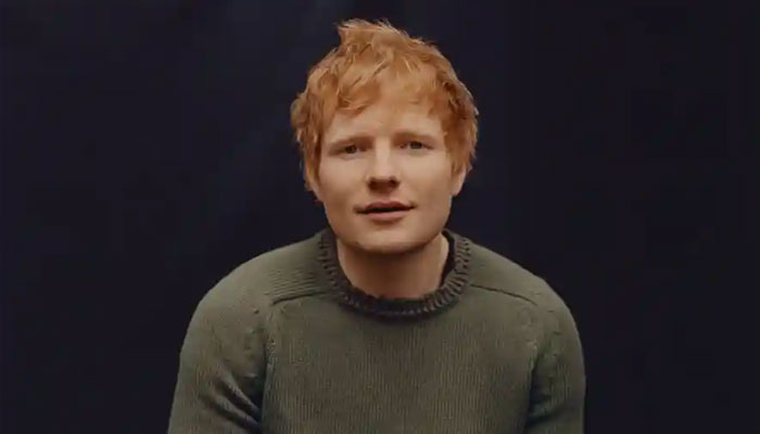 357942 8140931 updates Ed Sheeran belts 'Thinking Out Loud' single with James Corden