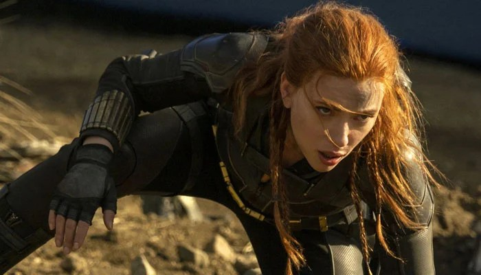 Scarlett Johansson convinced Black Widow director to helm the project