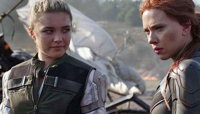 Scarlett Johansson and Black Widow cast earn kudos from Marvel boss