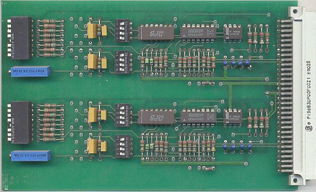 Charge Sensitive Amplifier Circuit