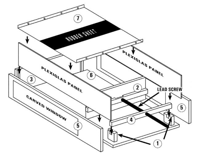 Free Sand Box Building Plans