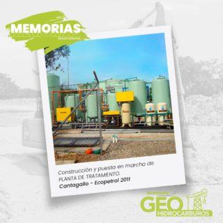 MEMORIAS GEOAMBIENTAL Compartimos nuestros recuerdos del año 2011: Construcción y esta en marcha de Planta de Tratamiento en Cantagallo- Ecopetrol. Geoambiental S.A.S. Confianza, seguridad, legalidad y responsabilidad ambiental. 🌱 Contáctanos para mayor información, nuestras asesoras comerciales estarán atentas a tu solicitud: 📱 PBX: + 57 (1) 678 00 48 📱 CEL: 321 438 2797 - 323 274 5146 📧 geoambiental@geoambiental.com 🌐 www.geoambiental.com #plantasdetratamiento #PTAR #industria #hidrocarburos #plantadetratamiento