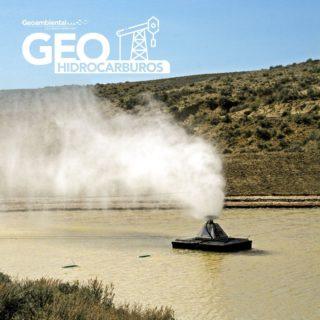 En Geoambiental S.A.S.🍃 ofrecemos el servicio de EVAPORACIÓN FORZADA con equipos portátiles para el manejo y disposición final de aguas, estos generan la dispersión del fluido en la atmósfera en forma de gotas diminutas (microgota); lo cual hace que el área de la superficie expuesta al medio ambiente aumente y entre en contacto con aire de baja concentración de agua, generando la transferencia de masa.  La implementación de esta tecnología representa ahorros significativos en gastos de transporte y disposición final de fluidos. Nuestras unidades de evaporación son apropiadas para fluidos con densidades variables y contenidos salinos.  Contáctanos para mayor información, nuestras asesoras comerciales estarán atentas a tu solicitud:  📱 PBX: + 57 (1) 678 00 48 📱 CEL: 321 438 2797 - 323 274 5146 - 312 5193635 📧 geoambiental@geoambiental.com 🌐 www.geoambiental.com  #Geoambiental #lasolucionambiental #SolucionesIndustriales #hidrocarburos #DisposiciónFinalDeAguas #TratamientoDeFluidos #derrames #Evaporadores #Evaporador #EvaporaciónForzada