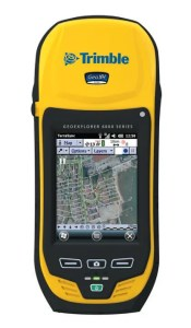GeoExplorer 6000 GeoXH. Zdroj: Trimble
