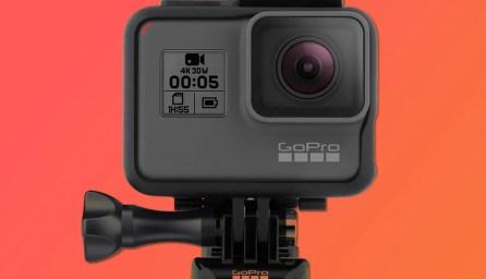 Outdoorová kamera GoPro Hero 5 pro geodetické měření / GeoBusiness