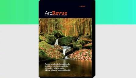 ArcRevue 3+4/2017 /GeoBusiness