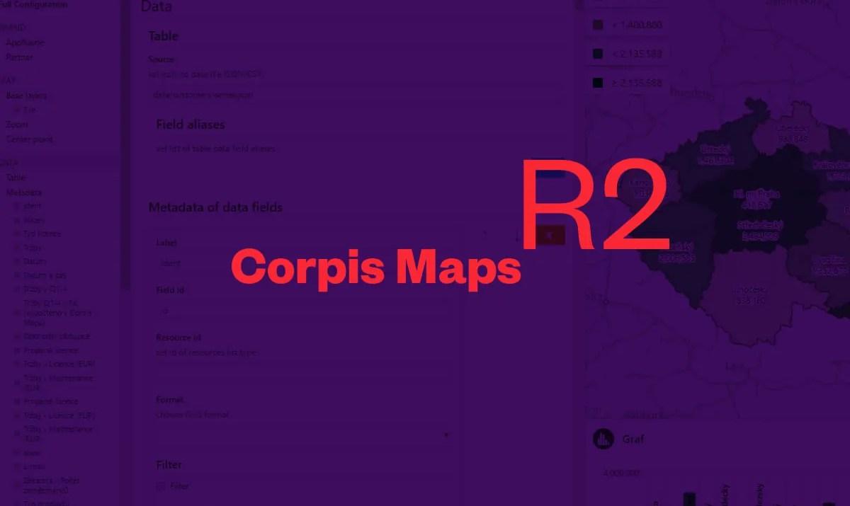 Corpis Maps R2 / GeoBusiness