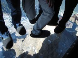 """Put your slippers on and """"Step into the Void"""""""