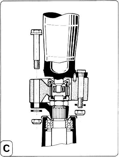 GTV6-Milano Driveshaft Repair