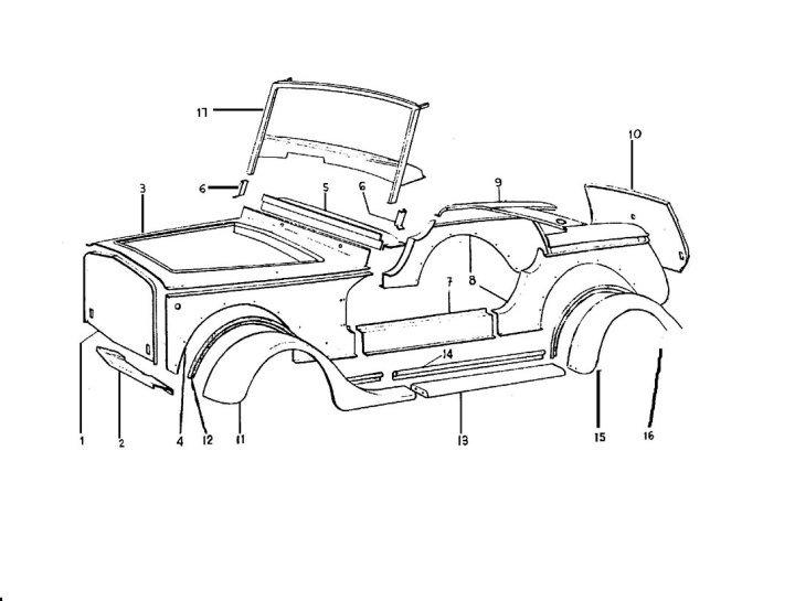 The SIATA Spring Spare Parts Catalogue