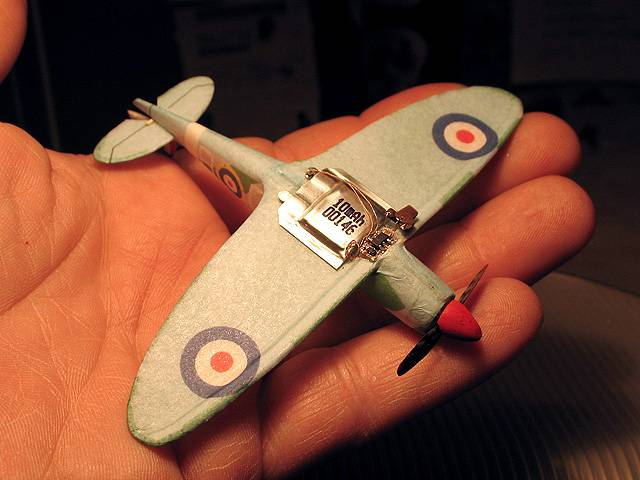 micro model airplanes