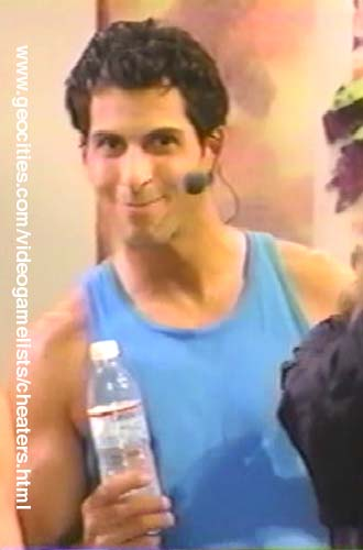 Joel S Greco AKA Joey Greco  The second host of Cheaters