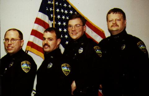 The EHPD PBA is active in numerous local organizations