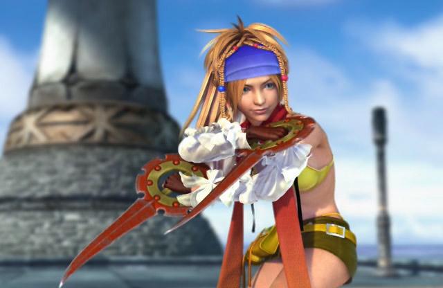 Final Stars 2 - Final Fantasy X-2
