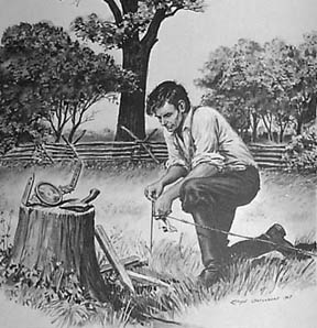 Image result for abraham lincoln surveyor