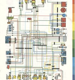 81 honda gl500 interstate wiring diagram  [ 1404 x 2008 Pixel ]