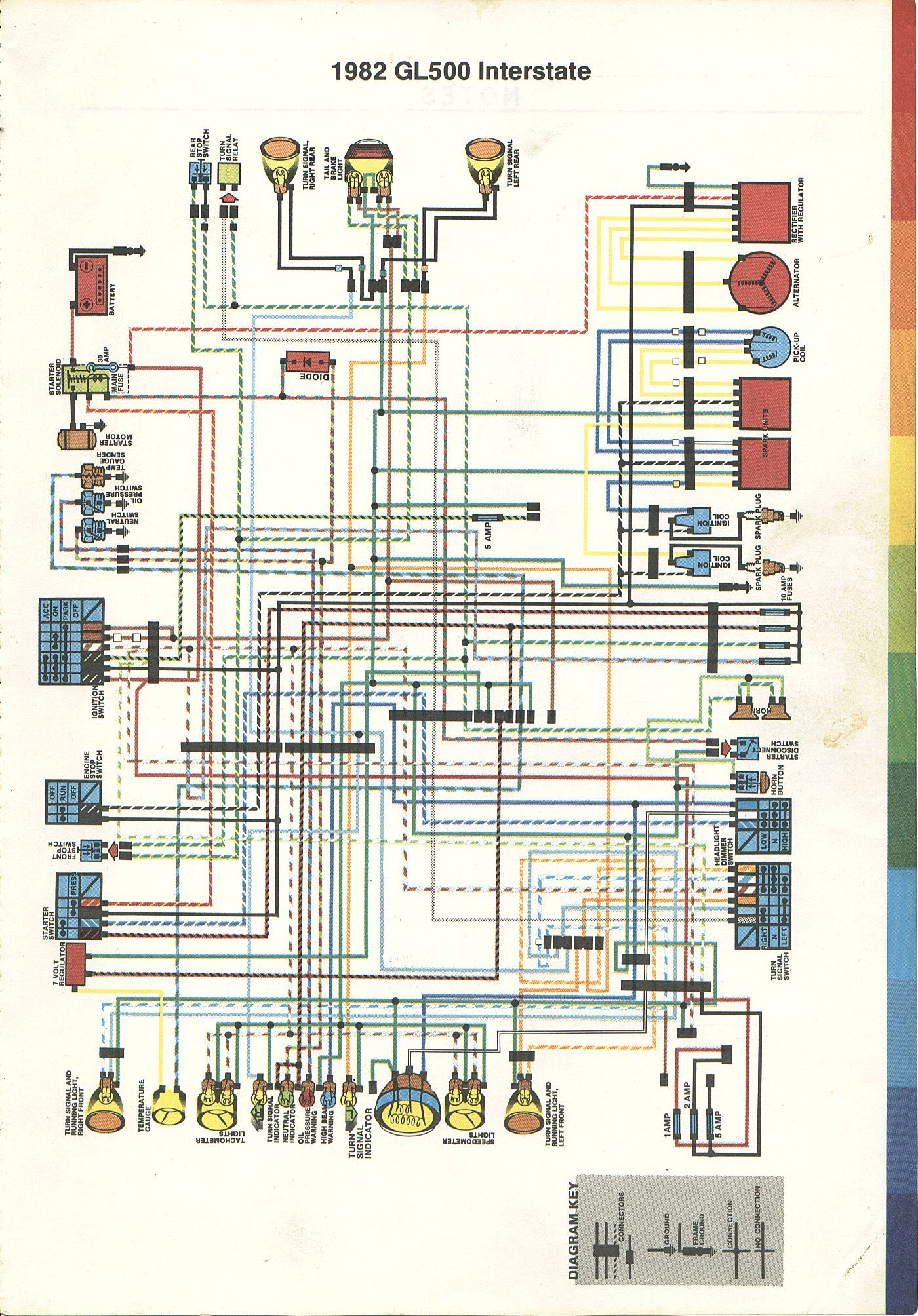 hight resolution of order of the knight other stuff page 81 honda gl500 wiring diagram 82 honda gl500
