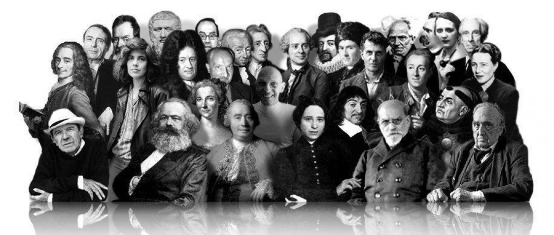 Resultado de imagen de filosofos