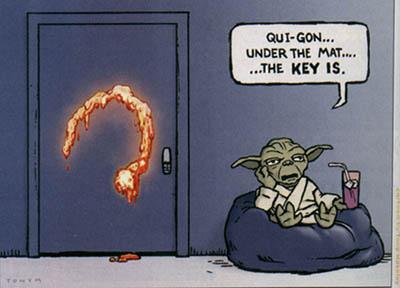 Jedi Apprentice Fanfiction