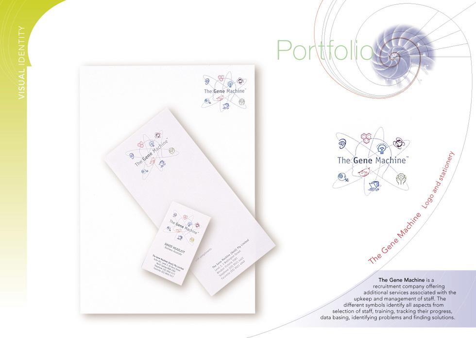 Raciti Designs Portfolio Print Media