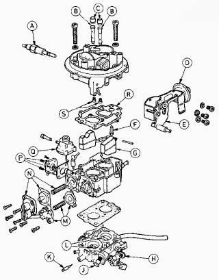 Vw Carb Wiring VW Carb Repair Wiring Diagram ~ Odicis