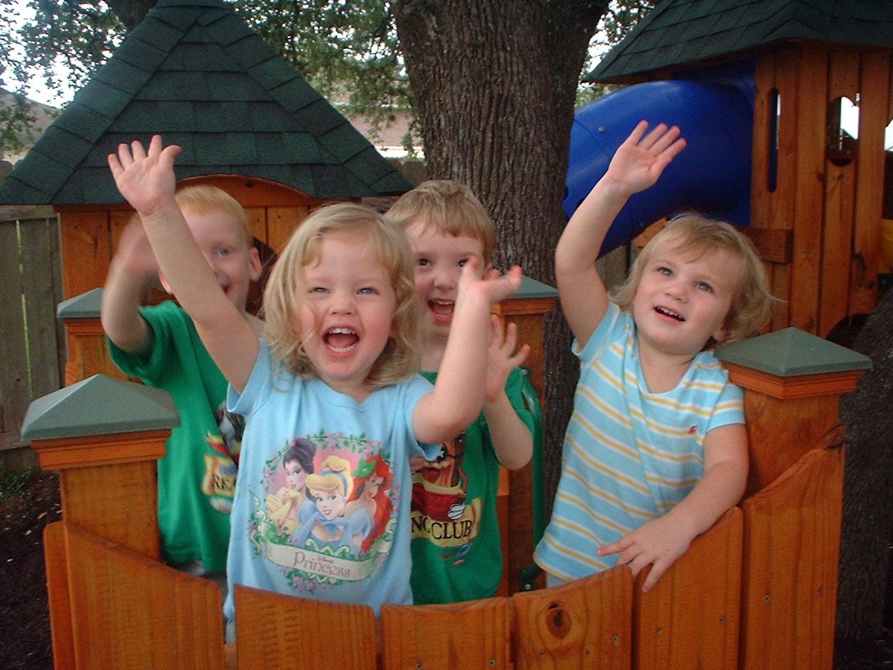 Image result for kids waving goodbye