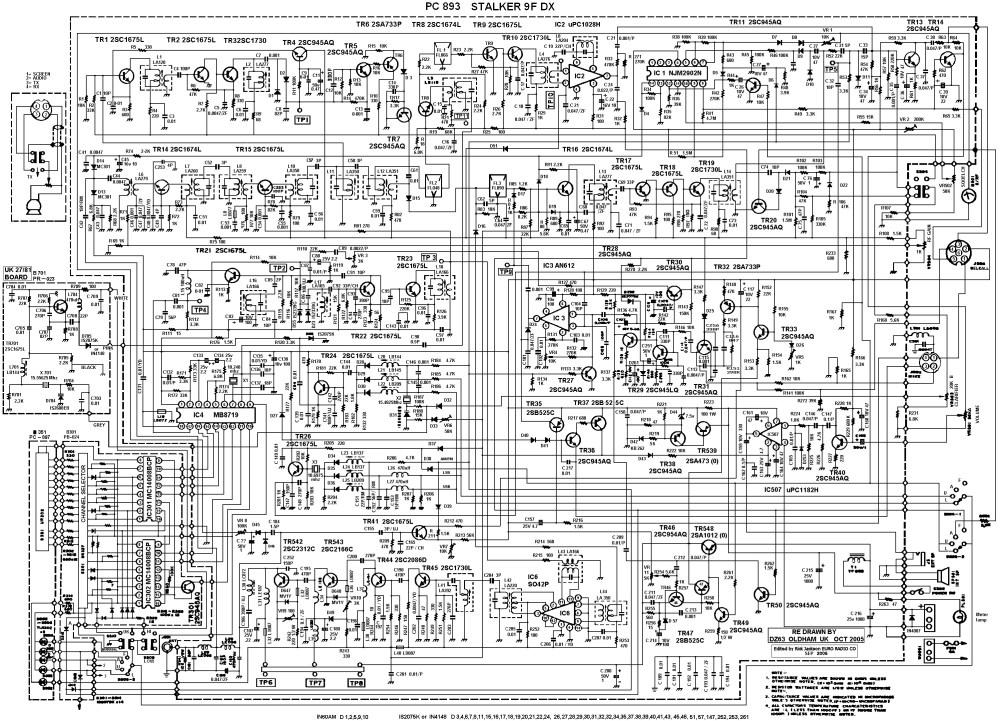medium resolution of cb radio schematic schematic wiring diagrams cb mike wiring cb radio diagram
