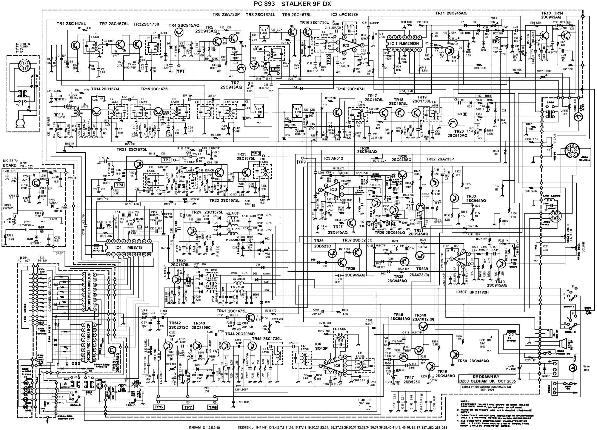 hight resolution of cb radio schematic schematic wiring diagrams cb mike wiring cb radio diagram