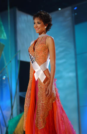 Miss Universe 2003 Delegates