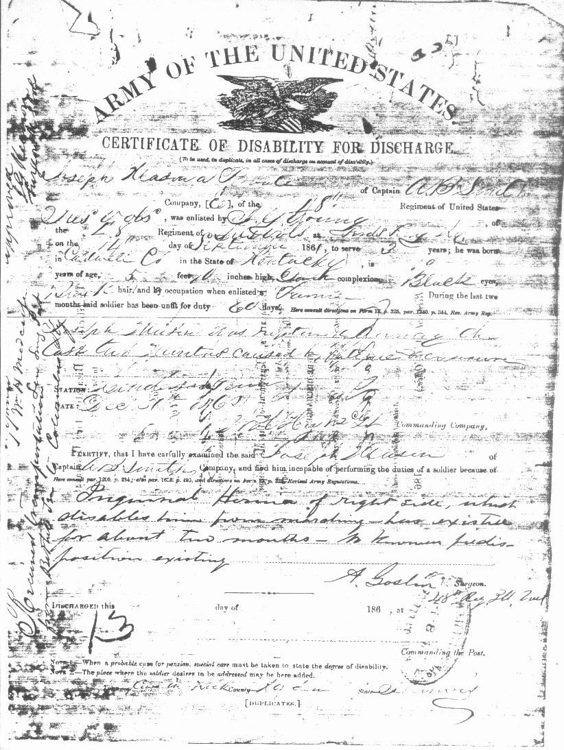 Ralph Mason, Sr. Genealogy, Nash County, N.C.