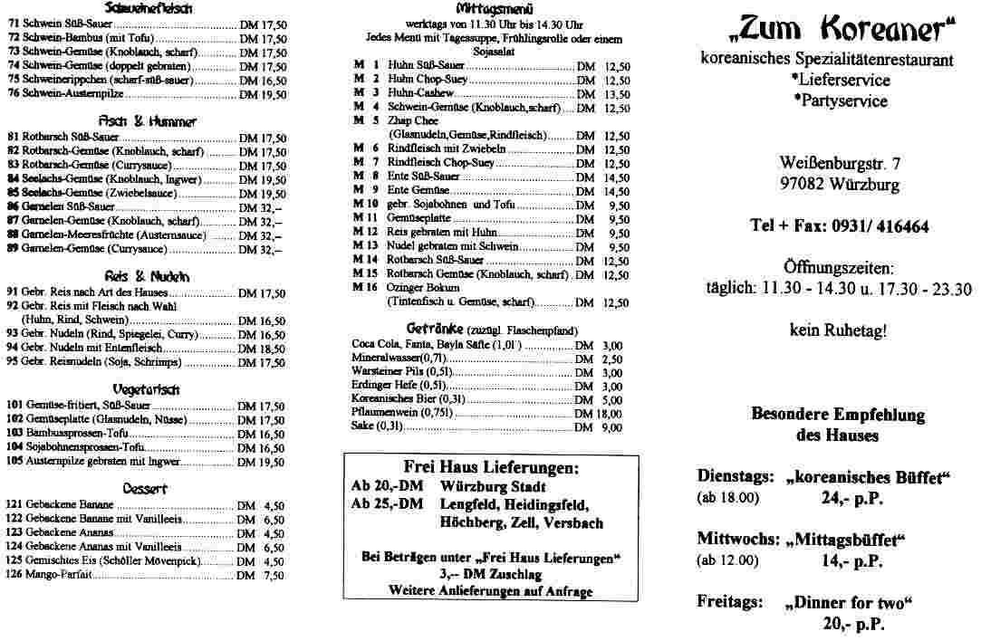Pizza Test Würzburg / Wuerzburg Pizza Guide