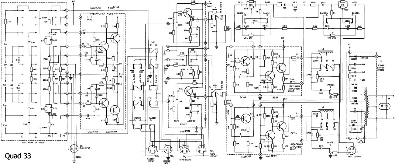 Quad ESL63 electrostatic speaker service diagnose repair