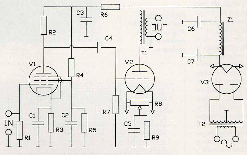 Single Ended Power Amp (13 Jan 04)