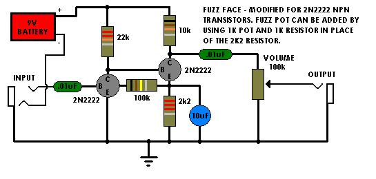 Geocities Ws Teleman28056 Pictures Fuzz Face Schematic