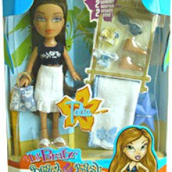 Folding Bag Chair Bar Height Table And Chairs Bratz & Lil'