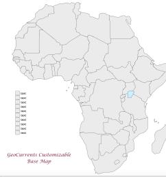africa customizable map 1 [ 1564 x 1426 Pixel ]