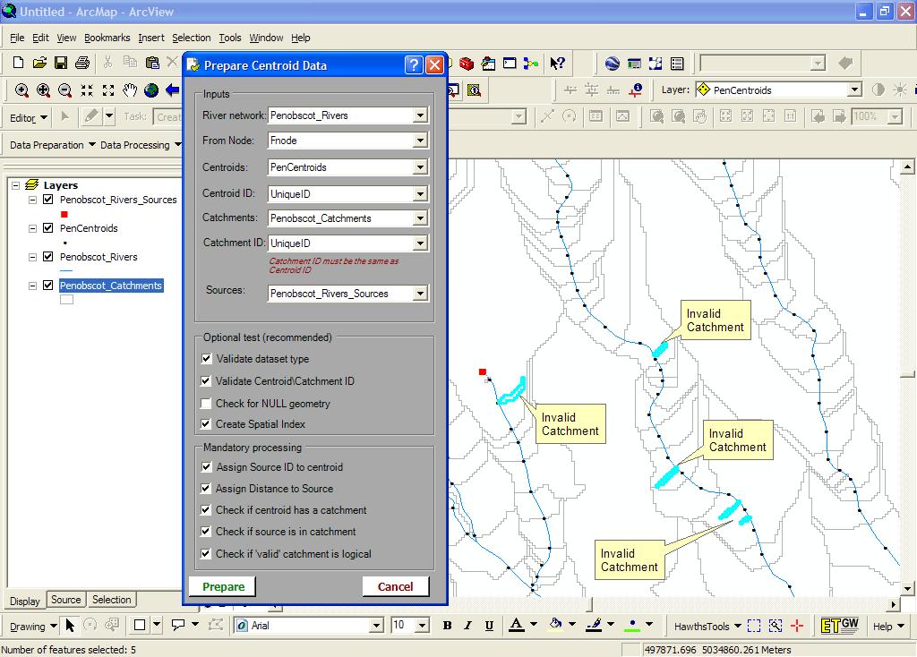 GeoData  GIS  Development