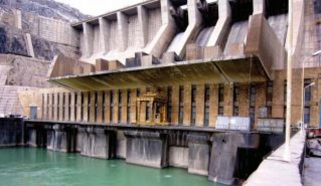 Geocomp: Naghlu Dam, Kabul Afghanistan Technical Safety Evaluation ...