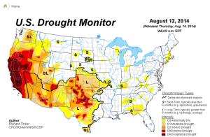 us drought monitor 2