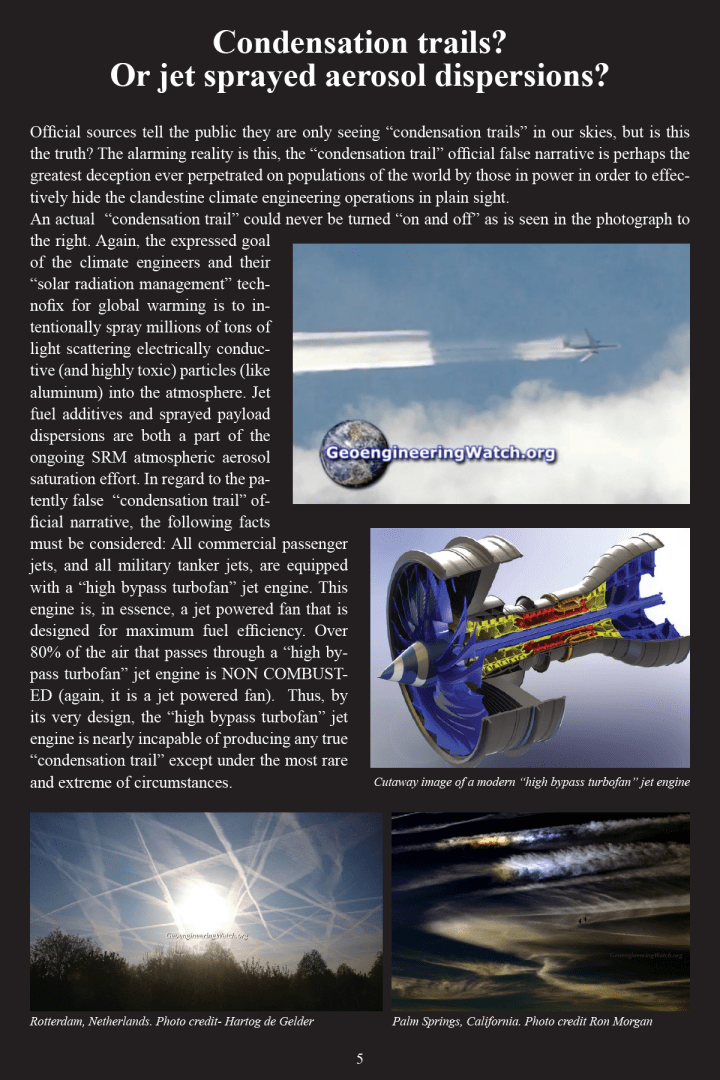 Climate Engineering Fact And Photo Summary - page 5